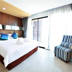 Отель Golden Dragon Beach Pattaya 3* Улучшенный номер с различными типами кроватей фото 2