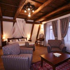 Отель Residence U Mecenáše Чехия, Прага - отзывы, цены и фото номеров - забронировать отель Residence U Mecenáše онлайн комната для гостей фото 3