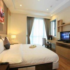 Отель 39 Boulevard Executive Residence 4* Улучшенные апартаменты с различными типами кроватей фото 6