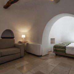 Grand Hotel La Chiusa di Chietri Альберобелло комната для гостей фото 6