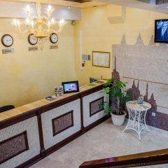 Гостиница Villa Rauza интерьер отеля