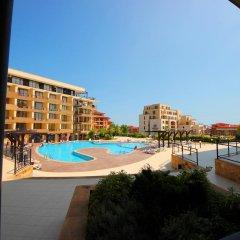 Апартаменты Menada Luxor Apartments Студия Эконом с различными типами кроватей фото 19