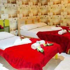 Отель Sunset Holidays 3* Стандартный номер с различными типами кроватей фото 19