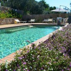 Отель Casa Vacanze La Mannara Италия, Итри - отзывы, цены и фото номеров - забронировать отель Casa Vacanze La Mannara онлайн бассейн фото 2