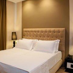 Hotel Luxury 4* Люкс повышенной комфортности с различными типами кроватей фото 5
