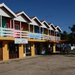Отель Portal das Cores парковка