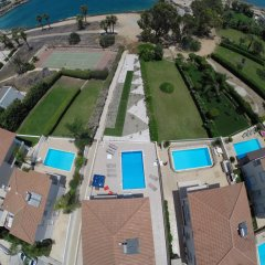Отель Shaye Frontline Villa Кипр, Протарас - отзывы, цены и фото номеров - забронировать отель Shaye Frontline Villa онлайн спортивное сооружение