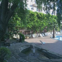 Гостиница Медовая бассейн
