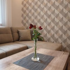 Отель Apartamenty VNS Польша, Гданьск - 1 отзыв об отеле, цены и фото номеров - забронировать отель Apartamenty VNS онлайн комната для гостей фото 3