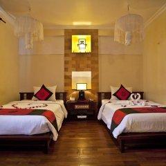 Thien Thanh Green View Boutique Hotel 3* Номер Делюкс с различными типами кроватей фото 12
