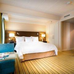 Renaissance Amsterdam Hotel 5* Стандартный номер с различными типами кроватей фото 9