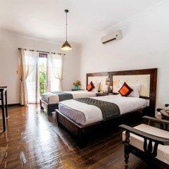 Отель Hoang Dao Villa 3* Номер Делюкс с двуспальной кроватью фото 5