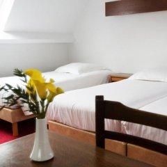 Отель Hôtel Van Belle 3* Стандартный номер с различными типами кроватей