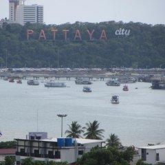 Отель Centric Sea Pattaya Апартаменты с различными типами кроватей фото 22
