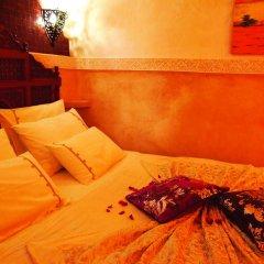 Отель Riad Zehar 3* Стандартный номер с различными типами кроватей фото 5
