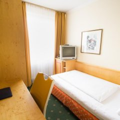 Aurbacher Hotel 3* Стандартный номер с различными типами кроватей фото 6