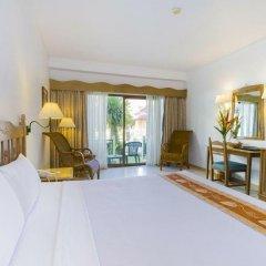 Отель Amora Beach Resort 4* Стандартный номер фото 4