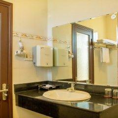 Отель Agribank Hoi An Beach Resort 3* Улучшенный номер с различными типами кроватей фото 6