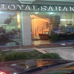 Hotel Royal Saranda Стандартный номер фото 2