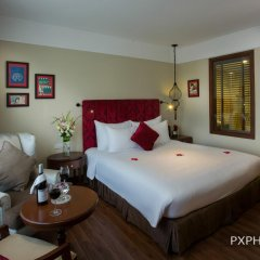 Hanoi La Siesta Hotel & Spa 4* Номер Делюкс с различными типами кроватей фото 6