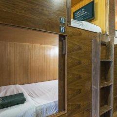 Suneta Hostel Khaosan Стандартный номер с различными типами кроватей