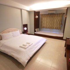 Suparee Park View Hotel 3* Номер Делюкс с различными типами кроватей фото 3