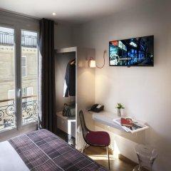 Отель Hôtel Le Mireille 3* Стандартный номер с различными типами кроватей фото 7