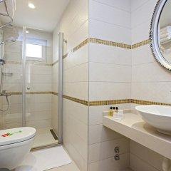 The Room Hotel & Apartments Анталья ванная