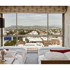 Отель The Line 4* Стандартный номер с 2 отдельными кроватями фото 3