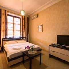 Апартаменты LikeHome Апартаменты Тверская Студия Делюкс разные типы кроватей фото 15