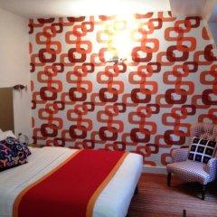 Отель Villa des Ambassadeurs 3* Стандартный номер с разными типами кроватей фото 4