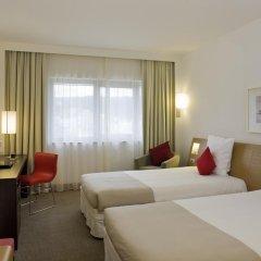Отель Novotel Glasgow Centre комната для гостей фото 4