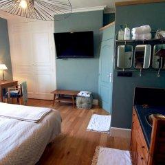 Отель La Lambertine Сомюр комната для гостей фото 5