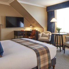 Kimpton Charlotte Square Hotel 5* Стандартный номер с двуспальной кроватью фото 3