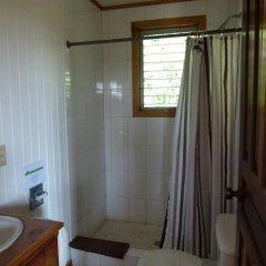 Отель Colibri Hill Resort Гондурас, Остров Утила - отзывы, цены и фото номеров - забронировать отель Colibri Hill Resort онлайн ванная