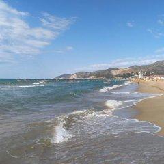 Hotel Canal Olímpic пляж