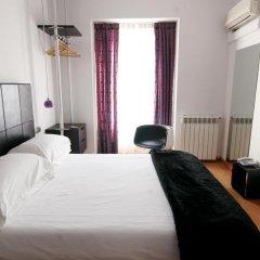 Отель Hostal Santo Domingo Улучшенный номер с различными типами кроватей фото 7
