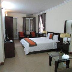 Heart Hotel 2* Номер Делюкс с двуспальной кроватью фото 2