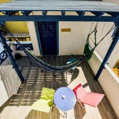 Отель Villa Kostas Греция, Остров Санторини - отзывы, цены и фото номеров - забронировать отель Villa Kostas онлайн балкон фото 3