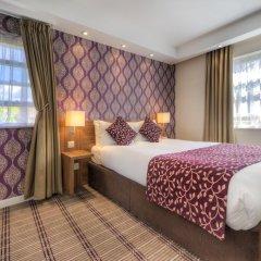 Отель City Continental London Kensington 3* Стандартный номер с 2 отдельными кроватями фото 4