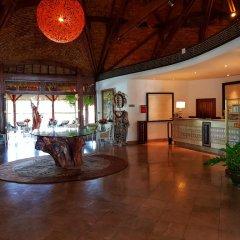 Отель The St Regis Bora Bora Resort интерьер отеля фото 2