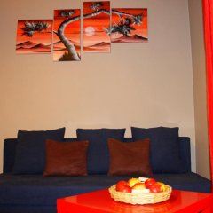 Апартаменты Sleepcity Apartments Катовице комната для гостей фото 3