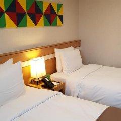 Tmark Hotel Myeongdong 3* Стандартный номер с 2 отдельными кроватями