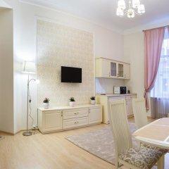 Апартаменты Apartments on Sumskaya Улучшенные апартаменты с различными типами кроватей фото 12