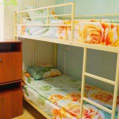 Hostel FilosoF on Taganka Кровать в общем номере фото 4
