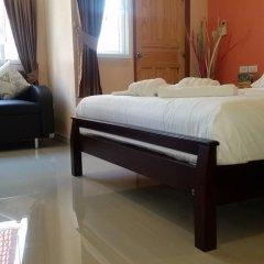 Отель Patamnak Beach Guesthouse 3* Стандартный номер с различными типами кроватей фото 5