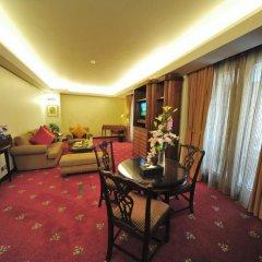 Отель Le Royal Hotels & Resorts - Amman 5* Представительский люкс с различными типами кроватей фото 2