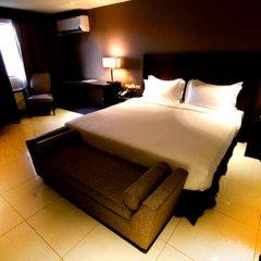 Mandarin Plaza Hotel 4* Номер Делюкс с различными типами кроватей фото 20