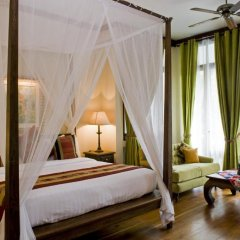 Отель Ariyasom Villa Bangkok 4* Номер Делюкс фото 9