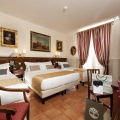 Hotel Des Artistes 3* Стандартный номер с различными типами кроватей фото 6